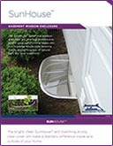 SunHouse™ Basement Window Enclosure