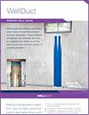WellDuct® Window Well Drain