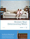 ShotLock® Wall Restoration System