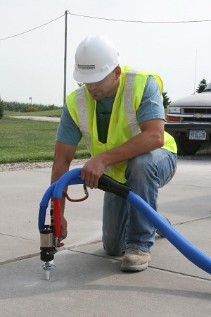 concrete repair in Greater Omaha