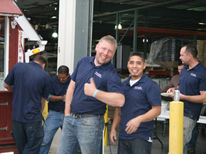 Our Service Department