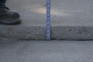concrete repair in Lincoln