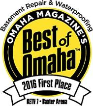 Thrasher is Best Basement Repair & Waterproofing in Omaha